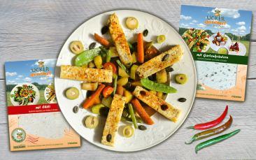 Gemüsepfanne mit Uckergoumet