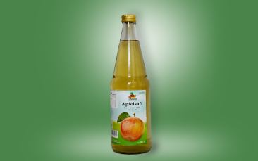 Apfelsaft-klar Flasche 0,7l