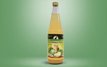 Sauerkrautsaft Flasche 0,7l
