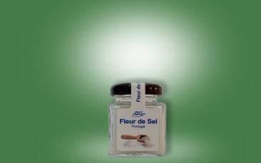 Fleur de Sel Glas