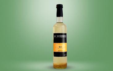 Met Robinie Flasche 0,5l