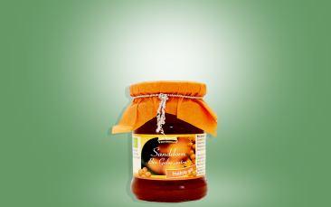Bio-Sanddorn-Gelee (fruchtig-süß)