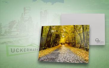 Grußkarte Herbst - VaSohTography