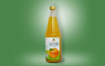 Apfelsaft-trüb Flasche 0,7l