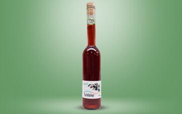 Schlehenlikör 15%vol. Flasche 0,35l