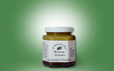 Schwabecker Aufstrich, Banane-Schoko
