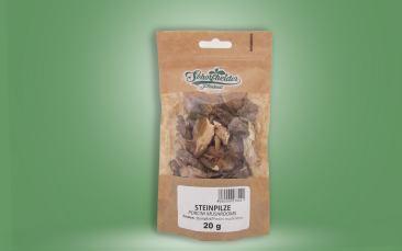 Steinpilze getrocknet Tüte 20g