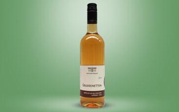 """Apfelwein """"Goldrenette"""" Flasche 0,75l"""