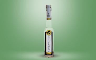 Uckermark-Kirschwasser Flasche 0,2l
