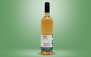 "Apfelwein ""Kanada Renette"" Flasche 0,75l"