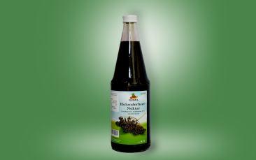Holunder-Nektar Flasche 0,7l