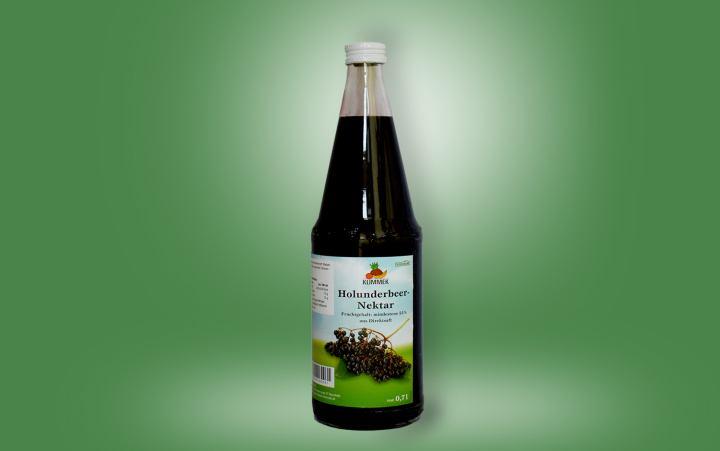 Holunder-Nektar 0,7l Flasche