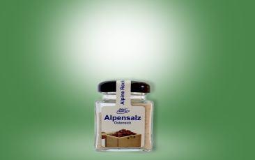 Alpen Salz Glas 50g