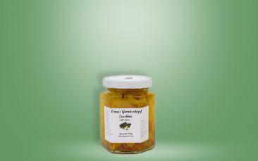 Omas Gemüsetopf Zucchini Glas 200g