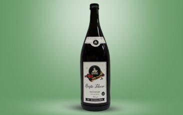 Heiße Beere - Obst-und Beerenglühwein Flasche 1l