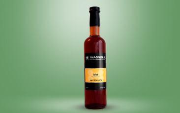 Met Kirsche Flasche 0,5l