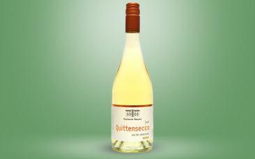 Quittensecco feinherb Flasche 0,75l