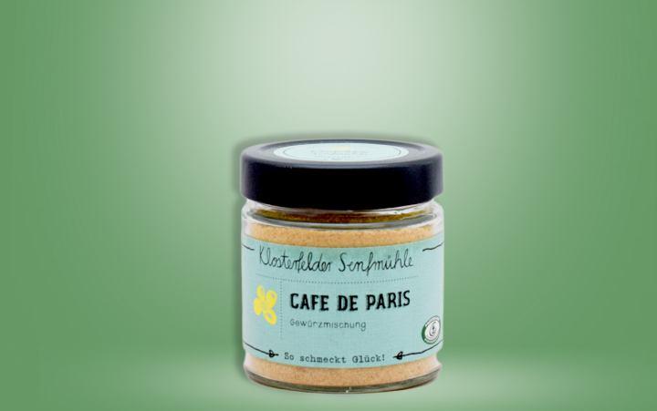 Gewürzzubereitung Cafe de Paris Glas 100g
