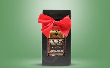Grumsiner Whisky Bee Edition 25% vol.Flasche 0,5l *Schleife