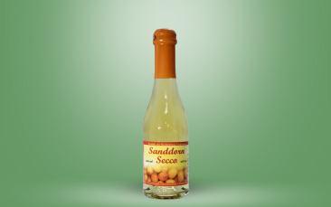 Sanddorn Secco Flasche 0,2l