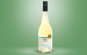 Birnensecco feinherb Flasche 0,75l