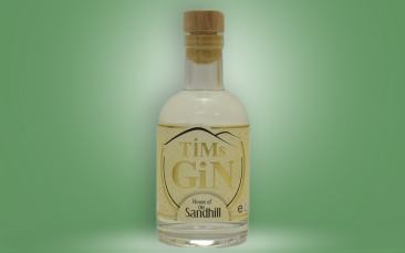 Old Sandhill-Tims Gin 41% vol. 0,2l