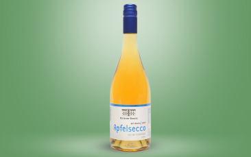 Apfelsecco Rosé, trocken Flasche 0,75l