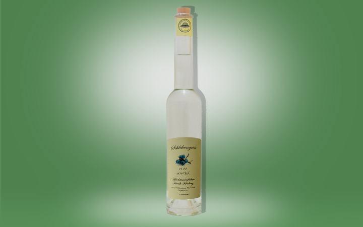 Schlehengeist 40%vol. Flasche 0,2l