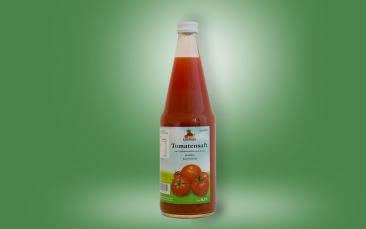 Tomatensaft Flasche 0,7l