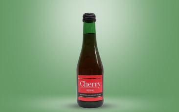 Cherry Royal (Kirschbier + Sekt) Flasche 0,2l