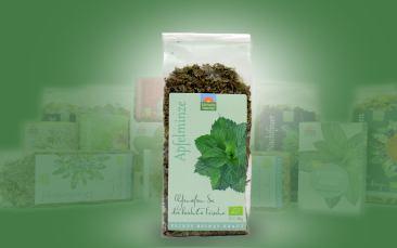 Apfelminze-Bio-Tee (leichte Frische)