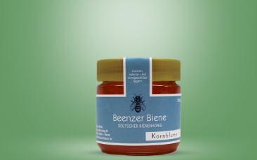 Honig Kornblume (Welke) Glas 250g
