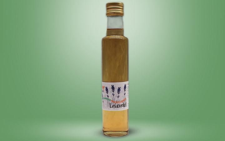 Lavendelblütensirup (Boitz.) Flasche 0,25l