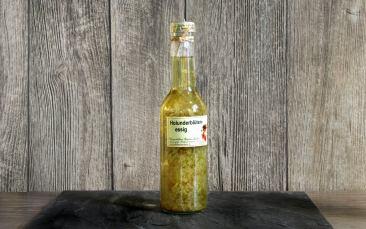 Holunderblütenessig Flasche (Saison)