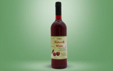Kirschwein Flasche 0,75l