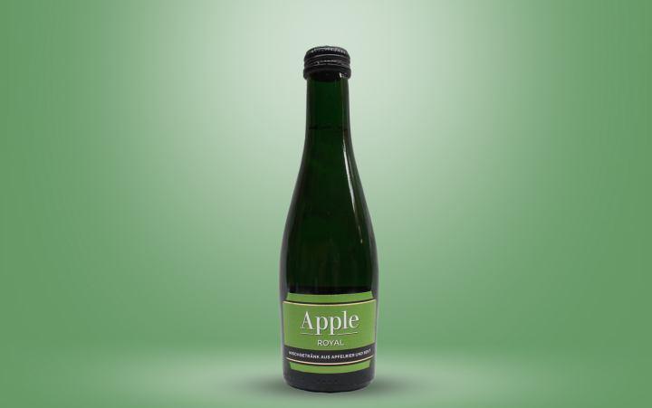 Apple Royal (Apfelbier + Sekt) Flasche 0,2l
