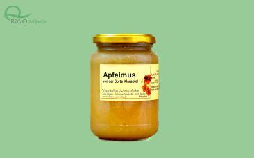Apfelmus, Sorte Idared