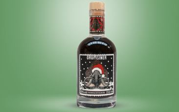 Grumsiner Weihnachtslikör Flasche 0,35l