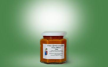 Omas Feine Möhre - Gemüseaufstrich Glas 190g