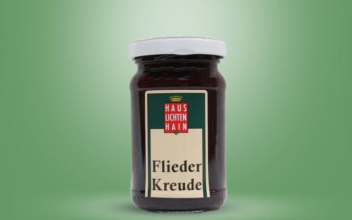 Uckermark Fliederkreude/Fliedermus Glas 100g