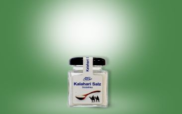 Kalahari Salz Glas