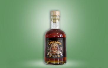 Torfkopp Kräuterlikör 28%vol. Flasche 0,2l