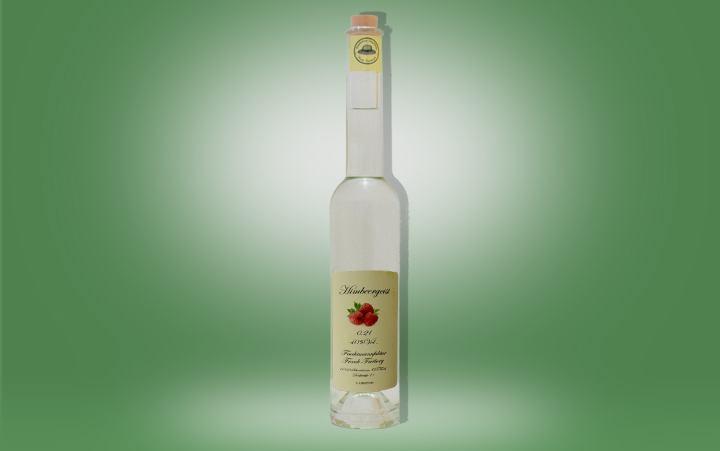 Himbeergeist 40%vol. Flasche 0,2l