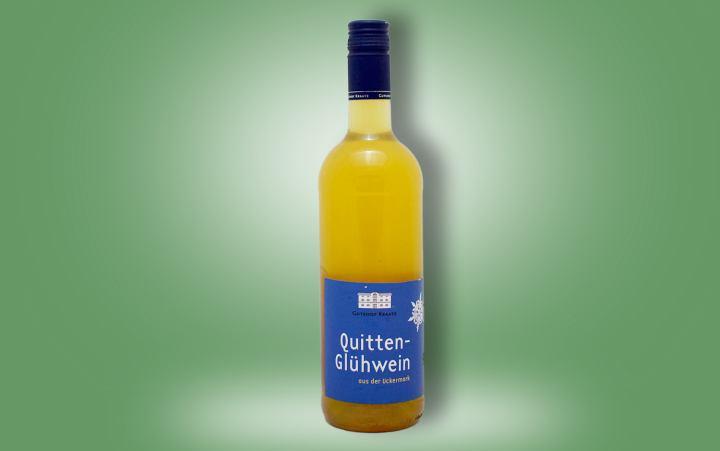 Quittenglühwein (Saison) Flasche 0,75l