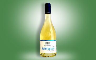 Apfelsecco, trocken Flasche 0,75l