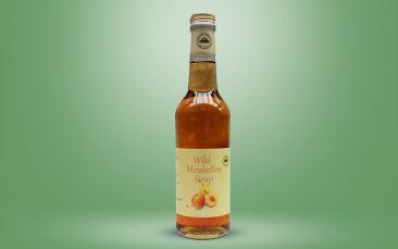 Wildmirabellen-Sirup Flasche 0,35l