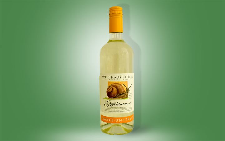 """""""Gipfelstürmer"""" Weißwein halbtrocken"""