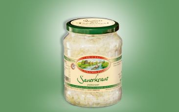 Sauerkraut Glas 720ml
