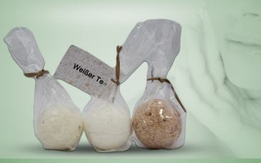 Badekugel-weißer Tee 65g