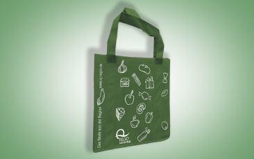 Q-Regio Mehrwegtasche